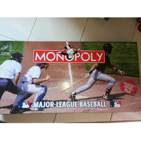 major league baseball monopoly