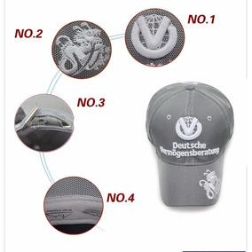 Gorras Caps F1 Schumajer Original Importada Logos Bordados