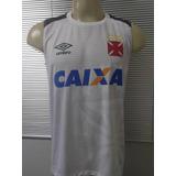 Camisa Regata Vasco Aquecimento Nova Oficial Umbro 2017 2018 6e3dd2adfa1d7