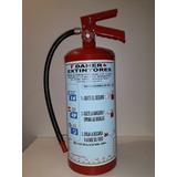 Nuevos De Pqs 4.5kgs Extintores (extiguidores)