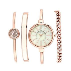 528b4482895 Relógio Anne Klein Womens Ak 1111svtt Genuine Diamond Dial ...