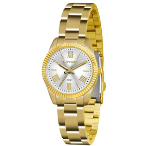 f7d1eed2121 Relogio Mini Casio Dourado Feminino Lince - Relógios De Pulso no ...