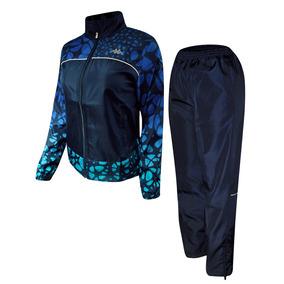 Pants Deportivo Pantalon Chamarra Dama Azul Marino Kappa 2726655c2b8a8