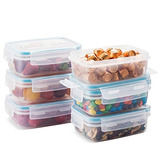 Komax Biokips Food Storage Snack Container 15 Oz Conjunto De
