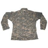 Chaqueta Militar - L - Camuflado Digital - Ejercito U S A