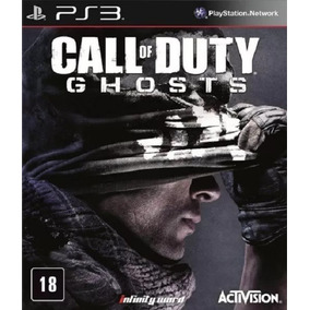 Jogo Ps3 Call Of Duty Ghosts Gold Digital Envio Na Hora !!