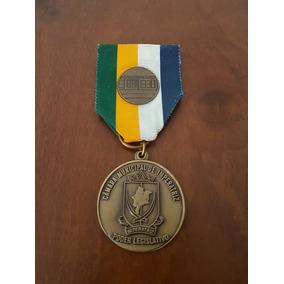 Medalha Antiga Câmara Municipal De Imperatriz