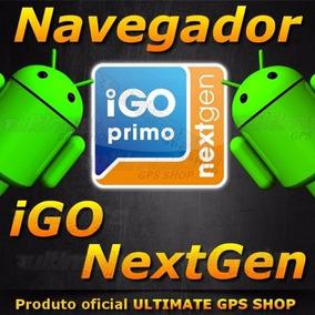 Atualização 2018 Gps Igo Primo Ultimate Nextgen