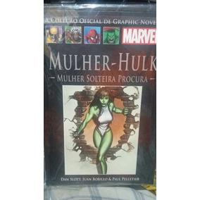 Mulher-hulk, Mulher Solteira Procura - Salvat