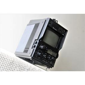 Televisor Radio Am Fm Mitsubishi Bb-0580k P&b - Decada 60