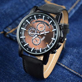 Relógio Importado Yazole Vermelho Moda