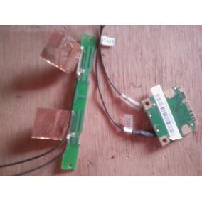 Placa Wireless Com Antena P/ Notebook Philco 14d