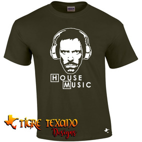 Playera Series Tv Dr. House Mod. 07 By Tigre Texano Designs