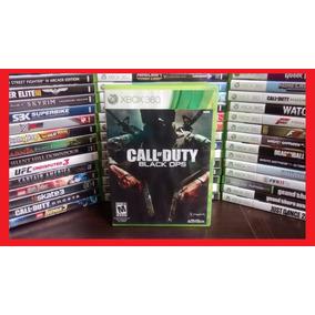 Call Of Duty Black Ops Xbox 360 One Frete R$ 12.