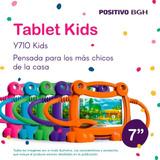 Tablet Bgh Kids Y710 Quad Core 8gb 1gb Ram Funda Colores Pce