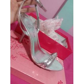 33695f83 Carteras De Fiesta Plateadas De Fiesta - Zapatos Mujer Sandalias en ...
