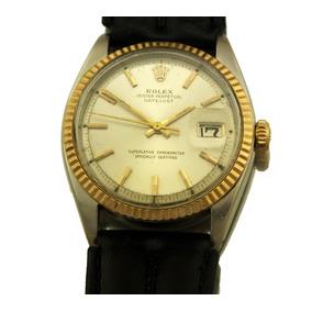 49d4c861dfb Rolex Datejust Pulseira Aco E - Joias e Relógios no Mercado Livre Brasil