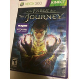 Videojuego (fable The Journey) Para Xbox 360-kinect