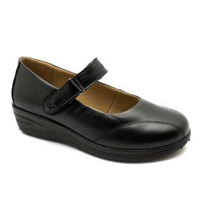 f87af92916 Sapatos Femininos Feminino Anabela Doctor Shoes - Sapatos no Mercado ...