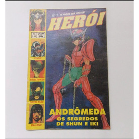Revista Heroi 2 Ediçoes.