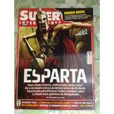Revista Super-interessante - Abril/2007 - Esparta - Rara