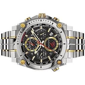 fd1b21b761e Bulova Precisionist 98b228 - Relógios De Pulso no Mercado Livre Brasil
