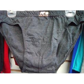 Paquete De 12 Truzas Tipo Bikini De Algodón