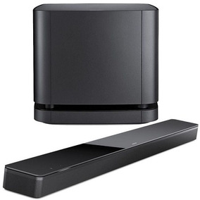 Bose 500 Subwoofer Bass Module + Soundbar 500 Wifi Bluetooth