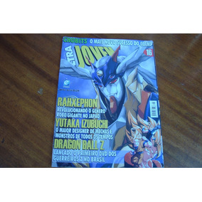 Revista E / Ultra Jovem 16 / Chobits Clamp Dragon Ball Z