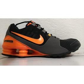 Tenis Nike Shox Avenue Usado Original 29 Correr Negro