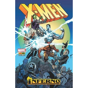 X-men: Inferno - Volume 1 - Marvel
