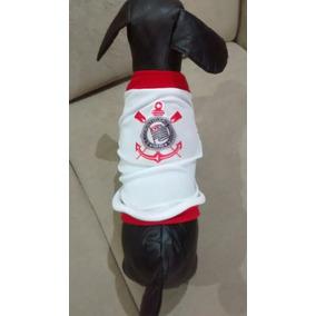 f52bc52ca4 Roupa Para Cachorro Do Corinthians Roupas - Cachorros no Mercado ...