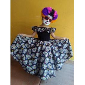Disfraces Catrinas Mexicanas - Disfraces en Mercado Libre México cff78edc121