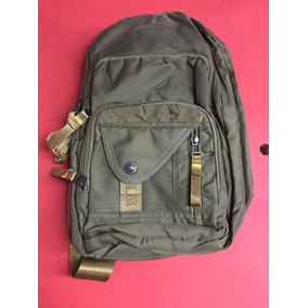 Bolso Mochila Backpack Militar Pechera Supervivencia 9 L