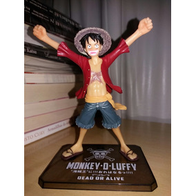 Action Figure Luffy - One Piece