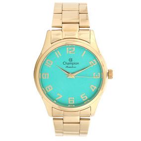 5cebb94da81 Relogio Verde Feminino Champion - Relógios De Pulso no Mercado Livre ...