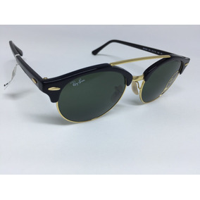 1bb6c13943 Ray Ban Clubround Double Bridge De Sol Sao Paulo - Óculos no Mercado ...