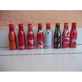 Mini Garrafinhas Da Galera Coca Cola 2015 Frete 10,00