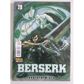 Manga Berserk 29 Temos Mais Edições