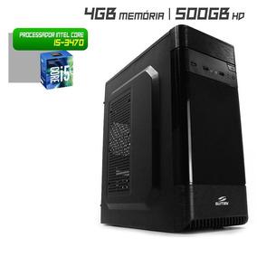 Computador Desktop I5 3470 4gb Ddr3 500gb Hd Pc Cpu