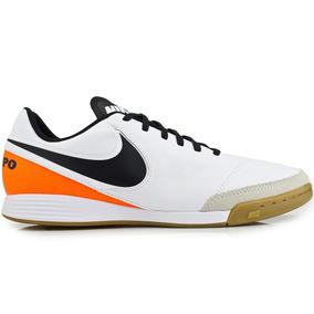 de8a089b03 Chuteira Nike Tiempo Genio 2 Leather Futsal - Chuteiras Nike de ...