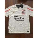 Camisa Corinthians Nova Etiqueta no Mercado Livre Brasil 004e010486f80