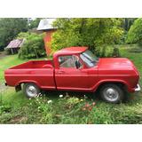 Caminhonete C 14 - 1975 Chevrolet/gm Tipo C10
