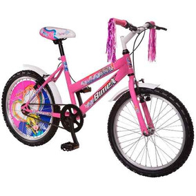 Bicibleta Sirena R-20 / 1 Velocidad Bimex Ciclismo Infantil