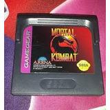 Mortal Kombat Retro Gamer Sega Game Gear