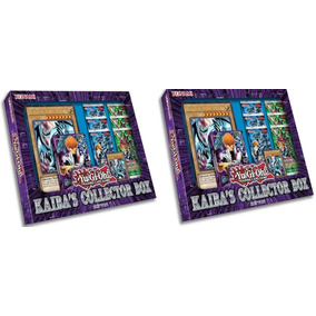 Yugioh 2 X Collector Box Kaiba Reload + Duelist Pack