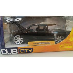 Miniatura Jada 1/24 2003 Dodge Ram Preta