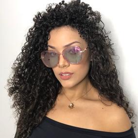 0afc2954732e8 Oculos Redondo Espelhado Rosa Barato - Óculos no Mercado Livre Brasil