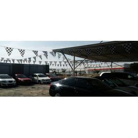 Banderin Carreras Promocional Venta De Autos