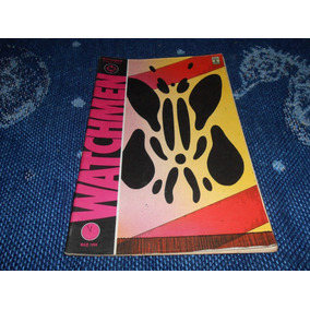 Hq Watchmen Nº 6 - Alan Moore - Editora Abril - 1999